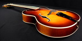 Dan's First Archtop